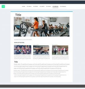 Website Design Layout5