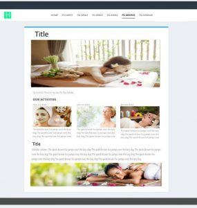 Website Design Layout6